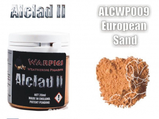 Pigments Alclad II Warpigs ALCWP009 Pigments Sable Europeen 20ml