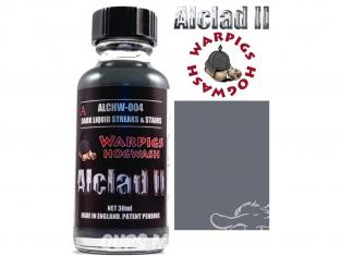 Washes Alclad II Hogwash ALCHW004 taches et stries de liquide foncé 30ml