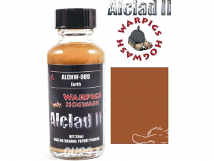 Washes Alclad II Hogwash ALCHW009 Terre 30ml