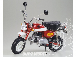 Tamiya maquette moto 16030 Honda Monkey 2000 Special 1/6
