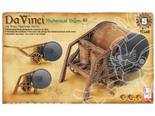Academy maquette Da Vinci 18138 tambour mécanique