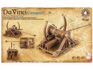 Academy maquette Da Vinci 18137 catapulte