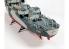 Lindberg maquette bateau HL429 U.S.S. Hazard drageur de mines 1/125