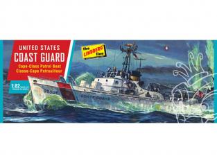 Lindberg maquette bateau HL216 U.S. Patrouilleur garde cote 1/82