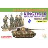 Dragon maquette militaire 7362 Fallschirmjager Division & Kingti