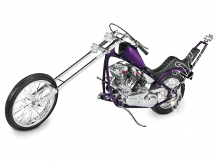 Revell US maquette moto 7541 Chopper TOM DANIEL™ Grim Reaper 1/8