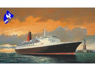 Revell maquette bateau 5806 Queen Elizabeth 2 1/1200