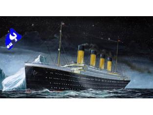 Revell maquette bateau 5804 R.M.S. Titanic 1/1200