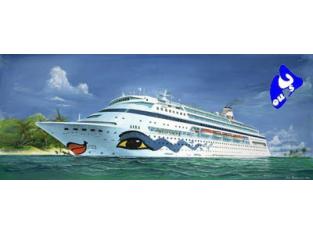 Revell maquette bateau 5805 AIDA 1/1200
