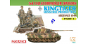 Dragon maquette militaire 7361 Fallschirmjager Division & Kingti