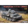 Revosys Hobby maquette militaire RS-3001 Pz.Kpfw.VI Ausf B/C (VK3601) avec interieur 1/35