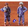 CMK figurine 48086 PILOTES PACTE DE VARSOVIE 1/48