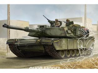 TRUMPETER maquette militaire 00926 Char US M1A1 AIM Abrams MBT 1/16
