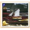 Amati Kit bateau bois 1350 GOLDEN YACHT 1/300