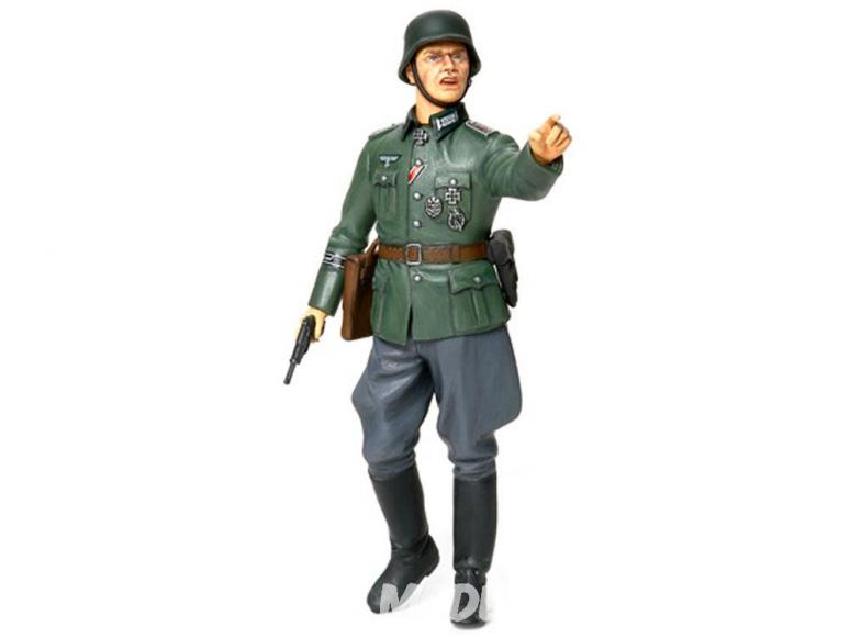 Tamiya maquette militaire 36313 German Field Commander WWII 1/16