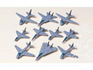 Tamiya maquette avion 78006 Avions moderne US Navy 1/350