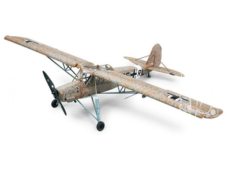 TAMIYA maquette avion 61100 Fieseler Fi 156C Storch 1/48