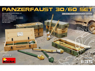 Mini Art maquette militaire 35253 Panzerfaust 30/60 WWII 1/35