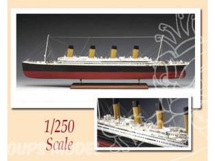 Amati Kit bateau bois 1606 R.M.S. TITANIC - 1912 1/250