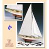 Amati Kit bateau bois 1700-11 RAINBOW 1/80
