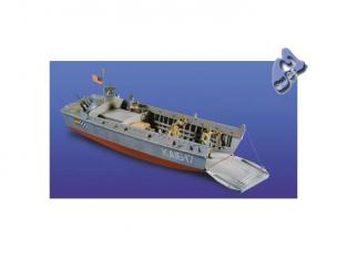 Lindberg maquette bateau 70866 L.C.V.P D-Day 1/32