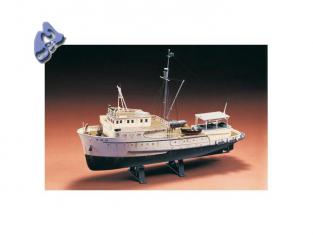 Lindberg maquette bateau 77220 Thonier 1/60