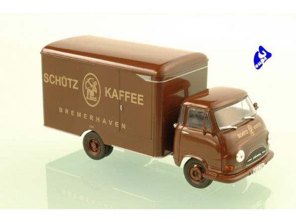 Norev miniature camion 820521 Hanomag Kurier 1/43