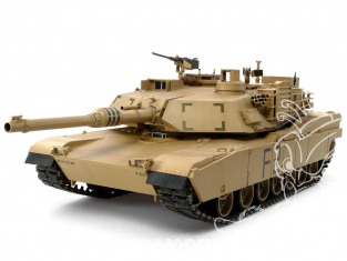 Tamiya maquette militaire 36212 M1A2 Abrams 1/16