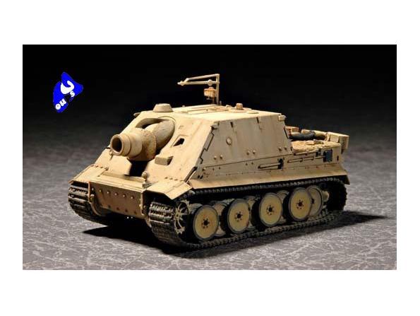 """Trumpeter maquette militaire 07274 CANON D&39ASSAUT """"STURMTIGER"""" 1"""