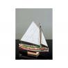 Corel bateaux bois SM42 Flattie Embarcation américaine 1/25