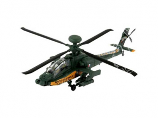 Revell maquette helico 6646 AH-64 Apache easykit 1/100