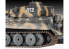 Revell maquette militaire 05790 Gift-Set Tiger I Ausf.E 75th Anniversary 1/35