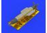 Eduard kit d'amelioration brassin 672160 GBU-43/B MOAB 1/72