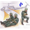 CMK figurine 72080 PILOTE D&39HELICOPTERE US 1/72
