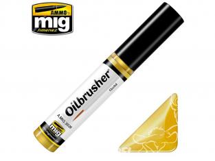 MIG Oilbrusher 3539 Or Peinture a l'huile avec applicateur