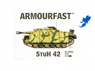 Armourfast maquette militaire 99023 StuH 42 1/72