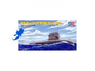 HOBBY BOSS maquette bateau 83502 PLA NAVY 039 SONG CLASS 1/350