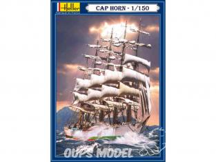 Heller maquette bateau 80890 Cap Horn 1/150