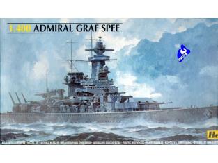 Heller maquette bateau 81046 Admiral Graf Spee 1.400