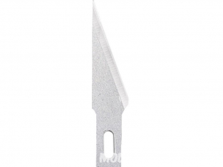 Excel outillage maquette 20021 Lame inox affûtée en acier inoxydable 5pièces.
