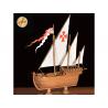 Amati bateau bois 600/06 Mon premier bateau bois Niña 1/135