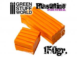 Green Stuff 364862 Pâte à modeler Orange 150gr