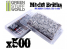 Green Stuff 367023 Briques Gris x500