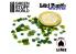 Green Stuff 363155 Perforatrice de Feuilles Modélisme VIOLET FONCÉ tilleul poirier