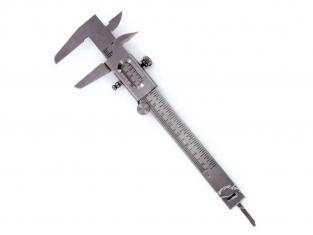 ModelCraft PGA4147 Pied a coulisse en métal (125mm)