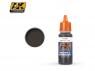 Ak interactive peinture acrylique AK720 Caoutchouc pneus 17ml