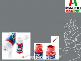peinture maquette Italeri 4854 Gris Ocean mat