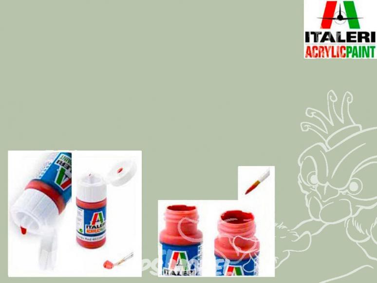 peinture maquette Italeri 4856 Sky Type's mat