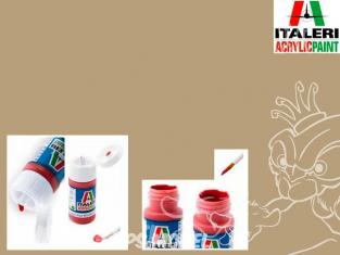 peinture maquette Italeri 4859 Tan desert mat