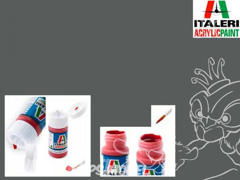 peinture maquette Italeri 4861 Caoutchouc Mat
